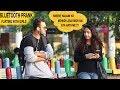 Bluetooth Prank - Flirting with Cute Girls | ANBTEAM