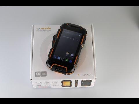 Tecmobile Titan 600 - unboxing si primele impresii [Gadget.ro]