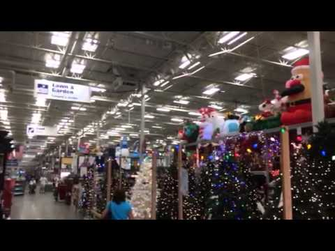 Lowes Christmas - YouTube