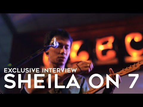 Electrafest 2015 - Exclusive Interview with Sheila On 7
