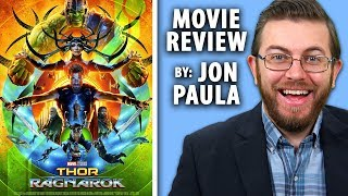 Thor: Ragnarok • Spoiler-Free Movie Review #JPMN