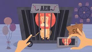 Почему не стоит посещать цирковые шоу с участием диких животных
