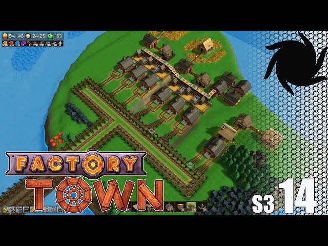 Factory Town - S03E14 - Expanding the Rail System