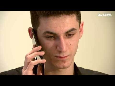 From A Syrian War Zone To Work Experience In Parliament: One Refugee's Story | ITV News