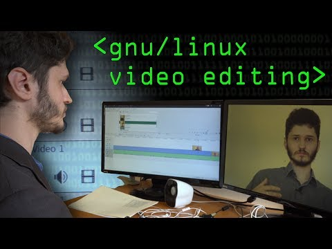 GNU/Linux & Video Editing - Computerphile