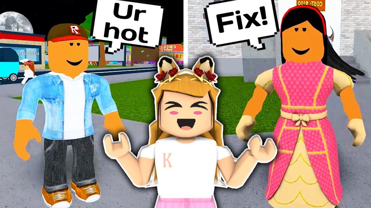 Trolling Bullies With Admin Commands Roblox Adopt And Raise A