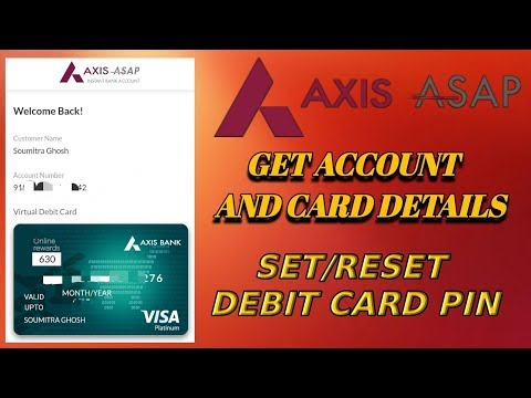 Axis ASAP new