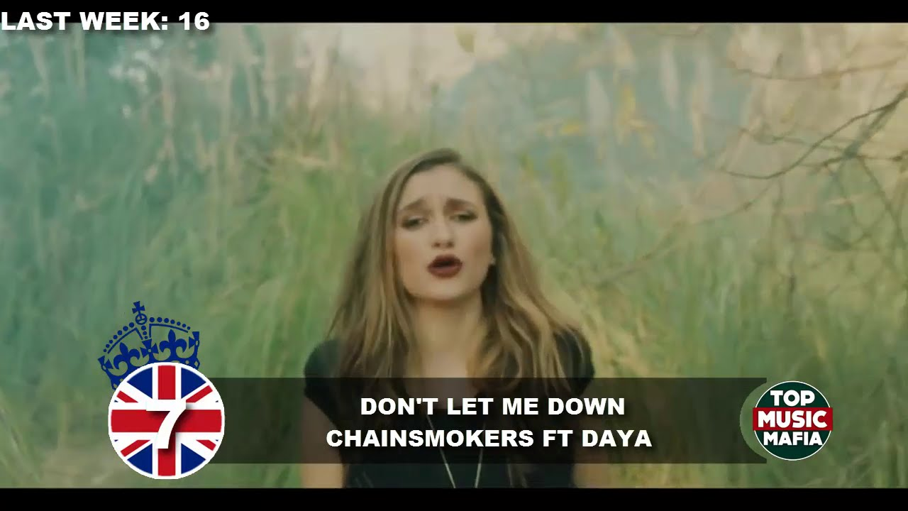 Download Top 10 Songs of The Week - July 16, 2016 (UK BBC CHART)