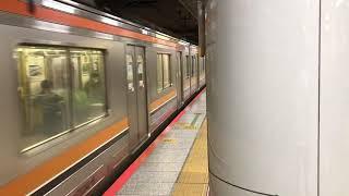 205系5000番台ケヨM8編成東京発車