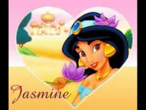 List of all disney princesses - YouTube
