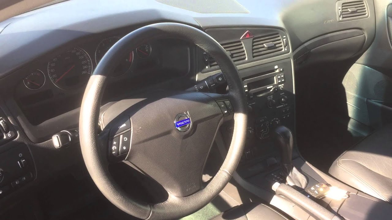 2004 volvo s60 25t awd st 11662 youtube
