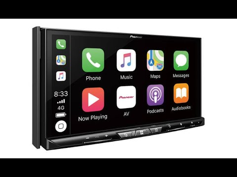 Pioneer Car Audio   AVH-A219BT   Smartphone connect (Screen Mirror)   Sound Customs   Vlog 58