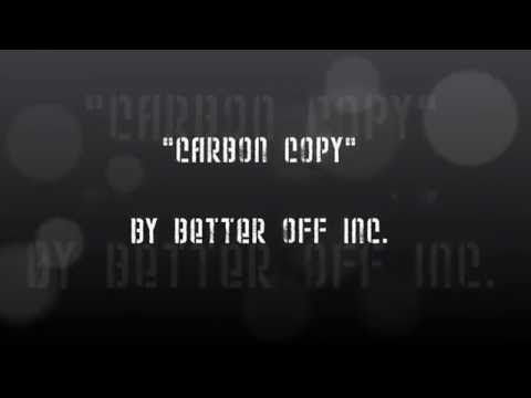 CARBON COPY LYRIC VIDEO