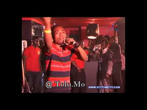 Olamide Baddo first ever performance. Legendary!  #ToluMo