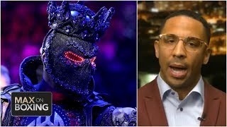 Andre Ward reacts to Deontay Wilder blaming his costume for losing vs. Tyson Fury | Max on Boxing