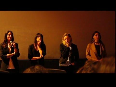 Below Her Mouth Q&A - Cineplex Yonge & Dundas Screening 2