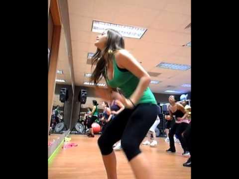 Dance Fitness ft. Alicia Blair.wmv