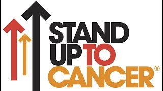Stand Up to Cancer UK Live Stream