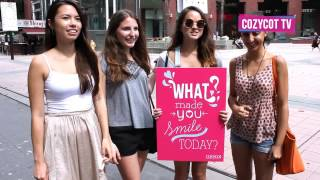 CozyCot TV: What Made You Smile Today? Thumbnail