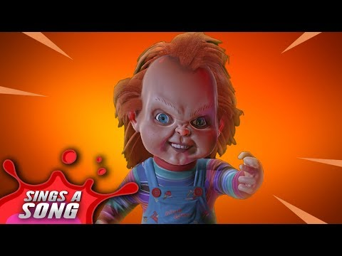 Chucky In Fortnite Rap Song (Spooky Child's Play Fortnite Parody)
