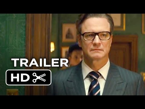 Kingsman: The Secret Service Official Trailer #3 (2015) - Colin Firth, Samuel L. Jackson Movie HD