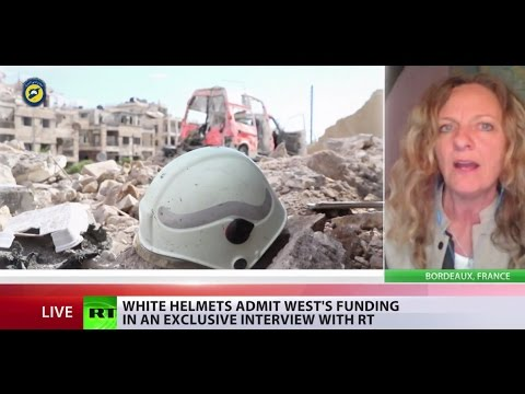 White Helmets' black record: 'Real Syrian civil defence groups describe them as terrorists'
