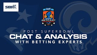 Super Bowl 53 Post-Game Betting Analysis | NFL Betting Experts Analyze The Big Game