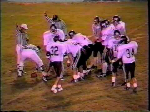 1996 Moline vs. Rock Island Illinois High School Football