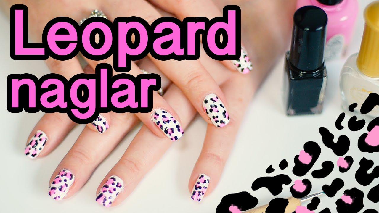 leopard naglar