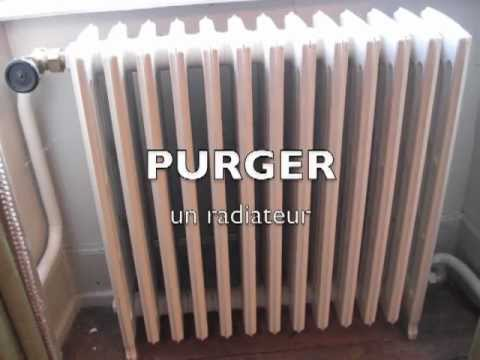 v rifier la bonne circulation de l 39 eau chaude dans un radiateur youtube. Black Bedroom Furniture Sets. Home Design Ideas