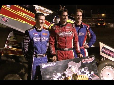 Civil War Marysville Raceway 17sep16 Full Race Part 2 of 2