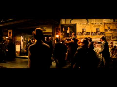The Prestige trailer