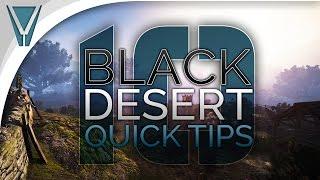 Black Desert Online: 10 Quick Tips for New Players