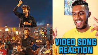 Ullaallaa Video Song Reaction | Petta | Rajinikanth | PESH Entertainment