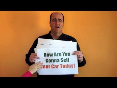 Get your car sold for cash TODAY! Salt Lake City, UTAH!