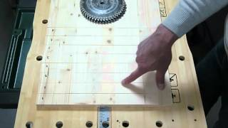 Тест пильных дисков 160-165 мм. Мебельный щит.  Некоторые выводы.(, 2016-04-03T16:32:33.000Z)
