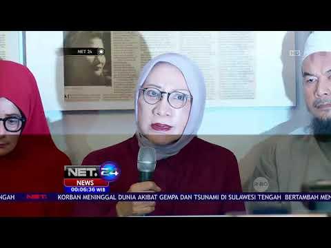 Ativis Ratna Sarumpaet Sampaikan Permintaan Maaf Pada Masyarakat Terkait Kebohongannya - NET 24