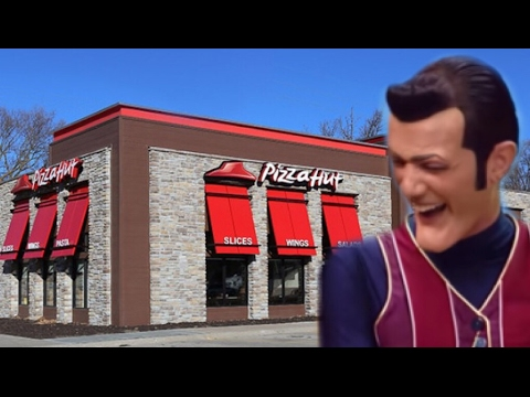 {YTP} - Robbie Rotten Goes To Pizza Hut