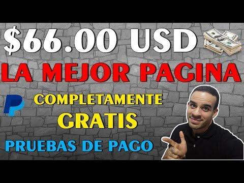 || GANA $66.00 USD || Gana DOLARES Totalmente GRATIS a PayPal 2019