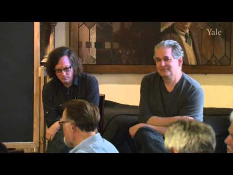 Geometrical Structure and the Direction of Time, with Professors Tim Maudlin and David Albert