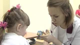 Методика из Китая, врачи из Челябинска, а пациенты из Лабытнаног(В нашем городе курсы реабилитации детей-инвалидов проводят специалисты медицинского Центра «Сакура»., 2016-01-14T06:47:08.000Z)