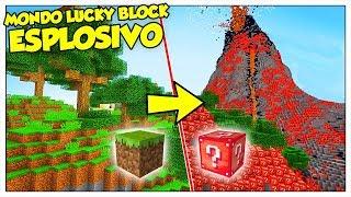 SFIDA NEL MONDO DI LUCKY BLOCK ESPLOSIVI! - Minecraft ITA