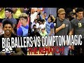 Big ballers double ot rematch vs compton magic lamelo impresses lonzo swaggy p mp3