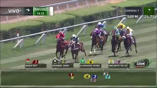 Vidéo de la course PMU PREMIO ZETA ZIDANE
