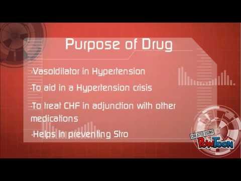Hydralazine Mission