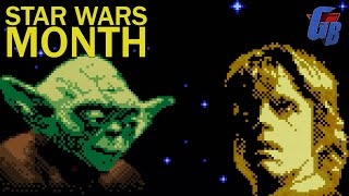 Yoda Stories (Gameboy Color) - Star Wars Month [GigaBoots]