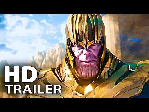 AVENGERS: Infinity War - Final Trailer 2 (2018)