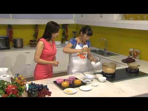 Bánh trung thu rau câu - Vui Sống Mỗi Ngày [VTV3 – 04.09.2014]