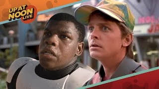 Up At Noon - The Force Awakens, Back To The Future & The Minions - Up At Noon
