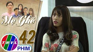 image Mẹ ghẻ - Tập 42[4]: Tú ghen tuông ép buộc Nhi phải tự động xin nghỉ việc